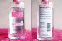 Review nước tẩy trang giá rẻ Maybelline Micellar Water