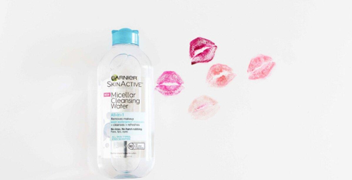 Review nước tẩy trang xanh Garnier Skinactive Micellar Cleansing Water All-in-1