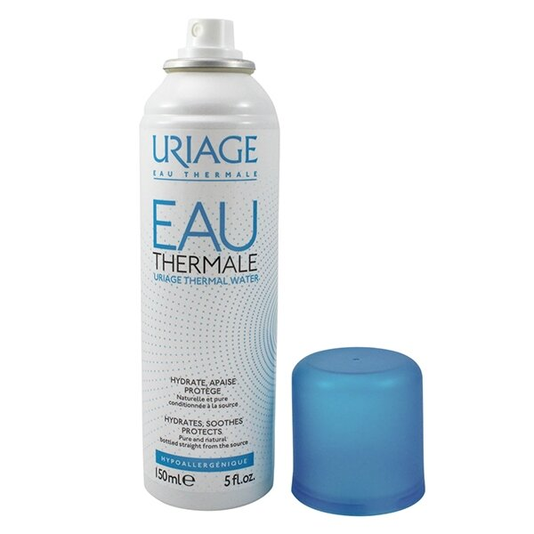 Review nước xịt khoáng Uriage Eau Thermale Uriage Water