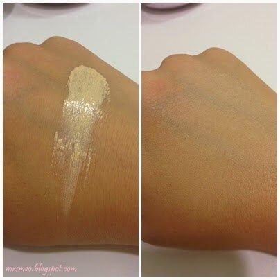 Review phấn nước Hera UV Mist cushion Spf 50 PA+++