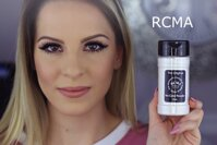 Review phấn phủ dạng bột kiềm dầu RCMA No Color Powder