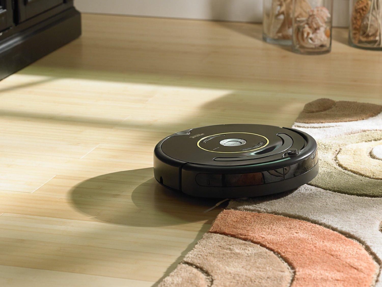 Review robot hút bụi thảm sàn Roomba 650 bán chạy nhất trên Amazon 2016