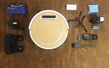 Review robot hút bụi và lau nhà giá rẻ iLife X5