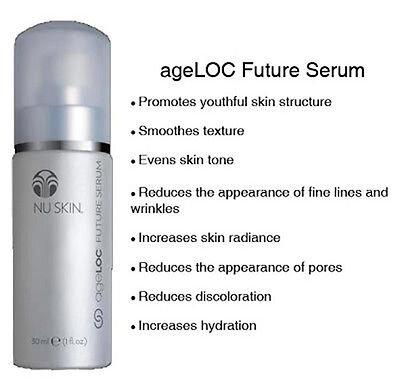Review serum chống lão hóa Nu Skin AgeLoc Future