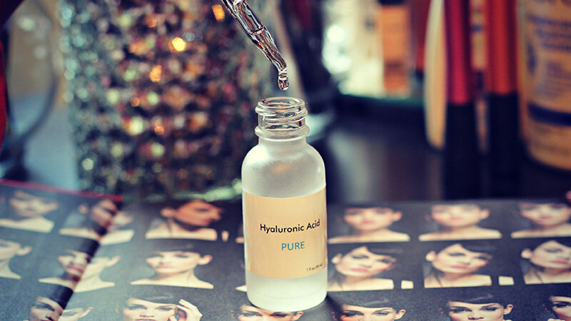 Review serum dưỡng ẩm Timeless Hyaluronic Acid 100% pure