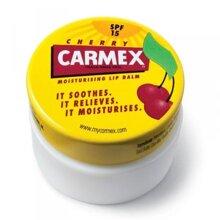 Review son dưỡng môi Camex moisturising lip balm (dạng hũ)