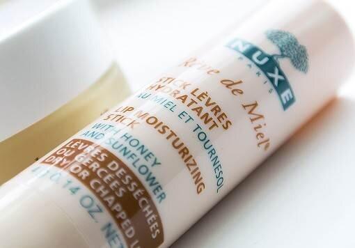 Review son dưỡng môi Nuxe Reve de Miel Lip Moisturizing Stick