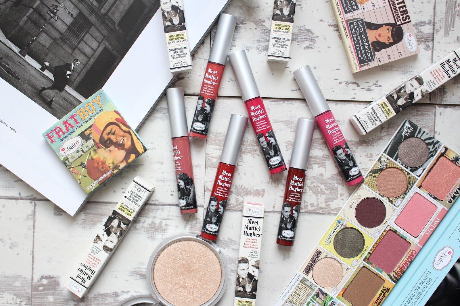 Review son kem lì The Balm Meet Matte Hughes Lip Color