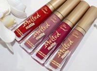 Review son kem lì Too Faced Melted Matte Liquid Lipstick – lạ từ kiểu dáng đến chất son