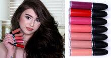 Review son kem Mac Retro Matte Liquid Lip Colour đình đám trong làng son kem lì