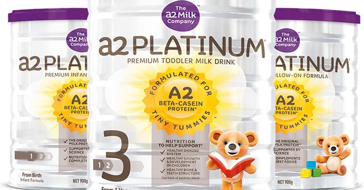 Review sữa A2 của Úc – có tăng cân và tăng chiều cao tốt không?
