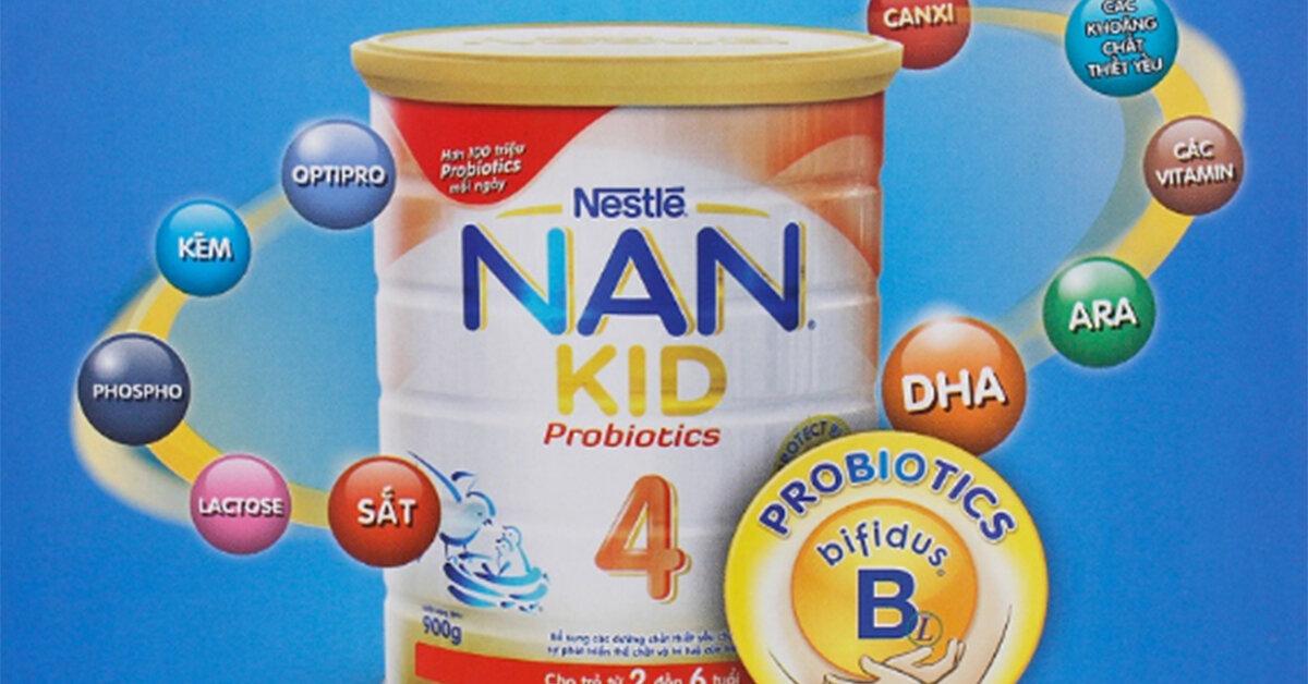 Review sữa nan Nestle uống có tốt không? Giá bao nhiêu? Mua ở đâu?