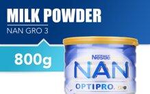 Review sữa Nan Nga số 3 có tăng cân không: Thành phần, Giá bán