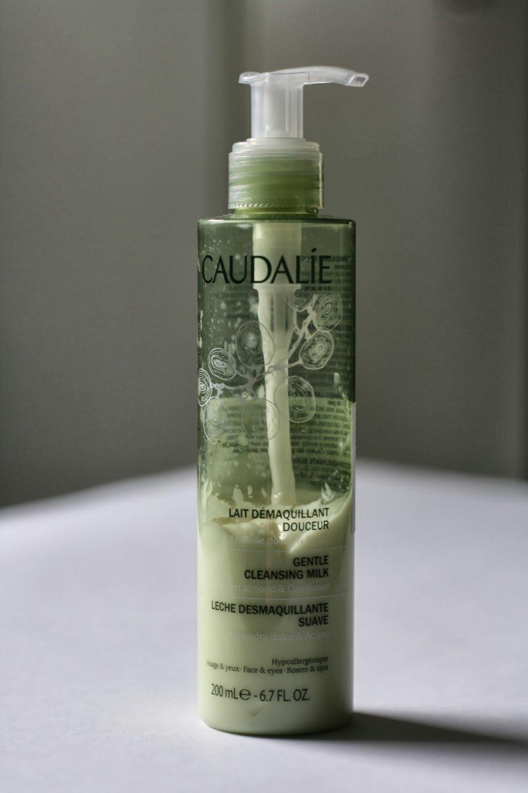 Review sữa rửa mặt Caudalie Gentle Cleasing Milk