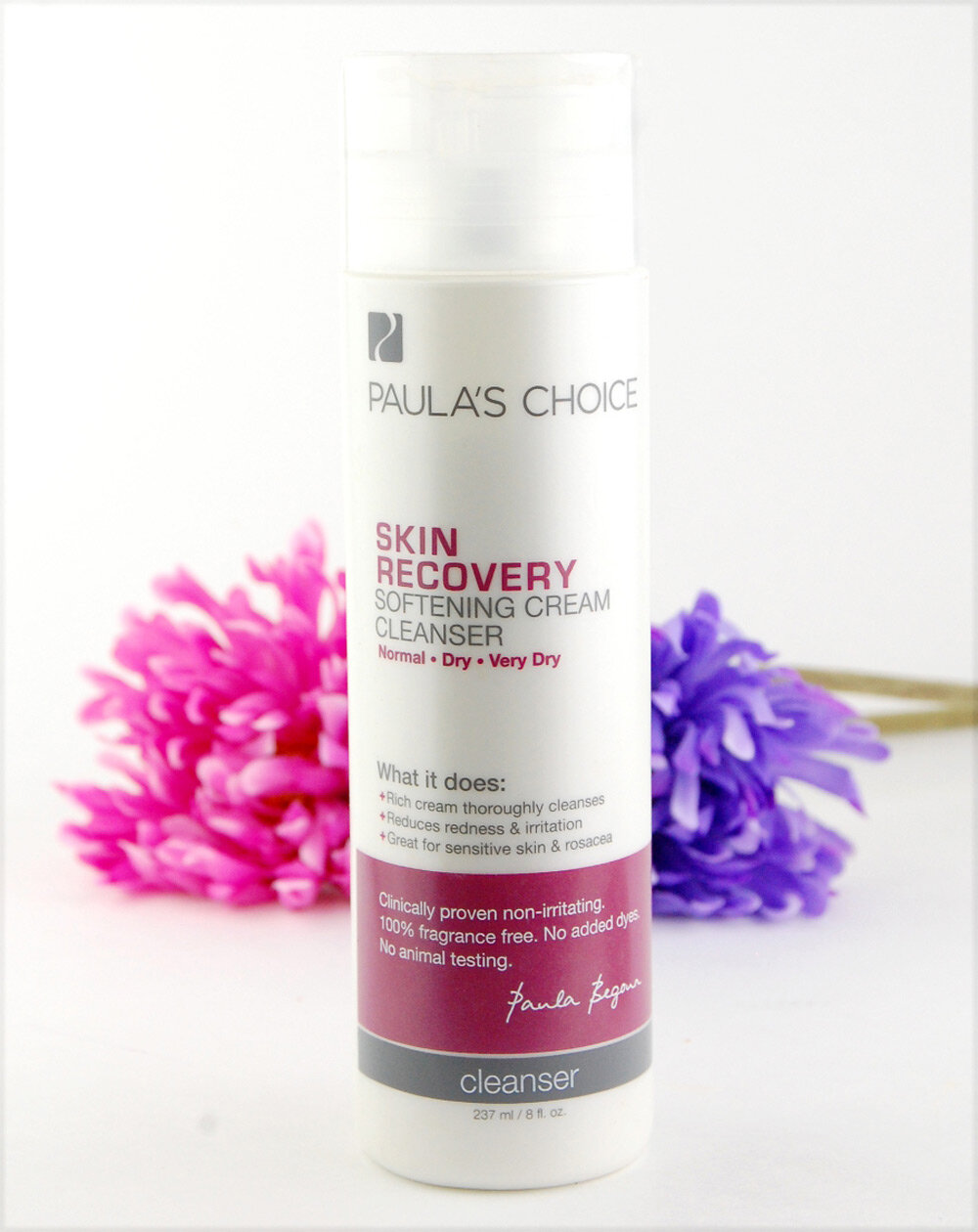 Review sữa rửa mặt cho da khô Paula's Choice Skin Recovery Softening Cream
