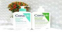 Review sữa rửa mặt dịu nhẹ Cerave Foaming Facial Cleanser