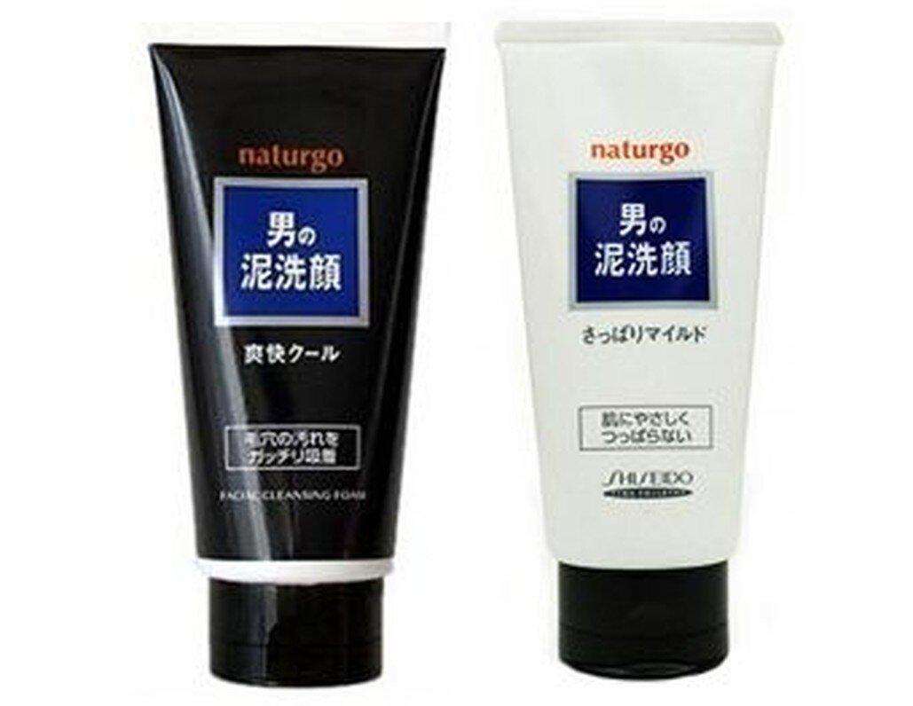 Review sữa rửa mặt nam Naturgo Shiseido