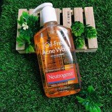 """Review sữa rửa mặt Neutrogena Oil-free Acne Wash – """"bí quyết"""" làm đẹp của các cô nàng da dầu"""