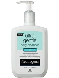 Review sữa rửa mặt tẩy trang dịu nhẹ Neutrogena Ultra Gentle Daily Cleanser