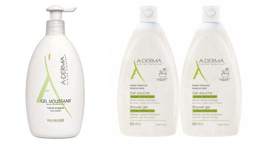 Review sữa tắm Aderma cho trẻ sơ sinh – Sữa tắm đa năng cho làn da nhạy cảm