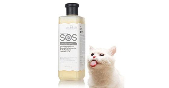 Review sữa tắm SOS cho mèo: Giá rẻ, chất lượng đỉnh cao