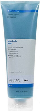 Review sữa tắm trị mụn cơ thể cao cấp Murad Blemish Body Wash