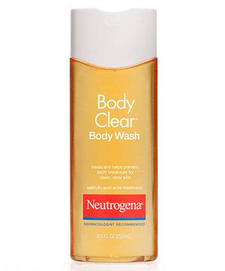 Review sữa tắm trị mụn Neutrogena Body Clear Body Wash