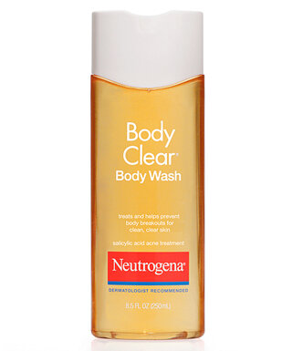 Review sữa tắm trị mụn Neutrogena Body Clear Body Wash
