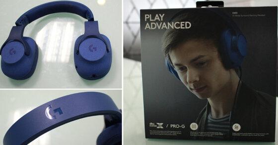 Review tai nghe chơi game tầm trung Logitech G433 cho game thủ