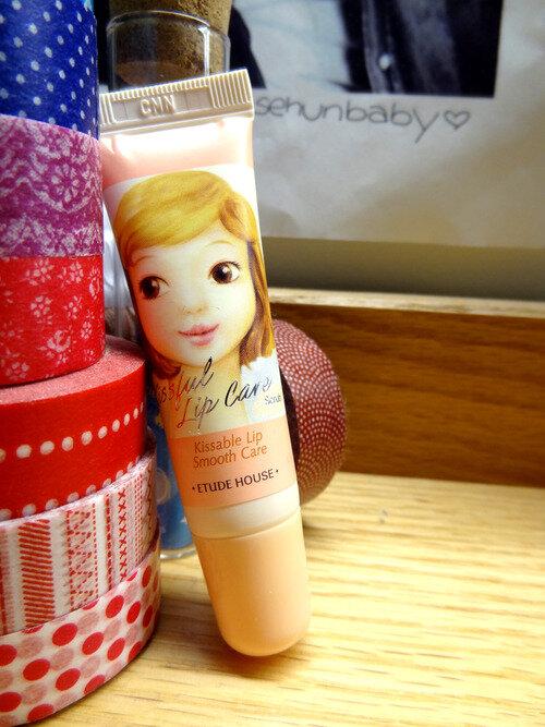 Review Tẩy da chết cho môi Kissable Lip Smooth Care Scrub