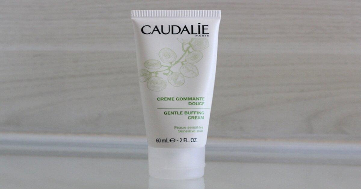 Review tẩy tế bào chết CaudalieGentle Buffing Cream