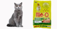 Review thức ăn khô Me-O cho mèo trưởng thành: giá rẻ nhưng có là lựa chọn tốt?