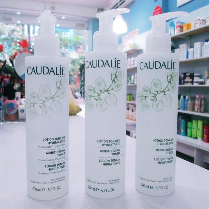 Review toner Caudalie Lotion Tonique – Nước hoa hồng không chứa cồn dành cho mọi loại da