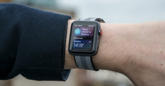 Review tổng quan về đồng hồ thông minh Apple Watch S3