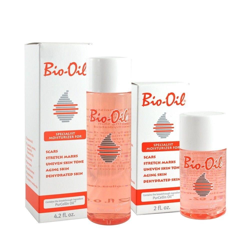 Review về dầu dưỡng trị sẹo và ngừa rạn da Bio Oil