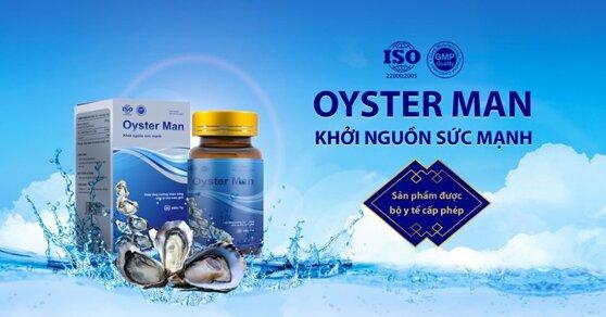 Review viên uống tăng cường sinh lý nam Oyster Man có tốt không?