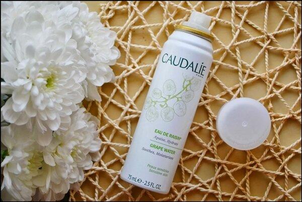 Review xịt khoáng Caudalie Grape Water – chiết xuất từ trái nho tươi