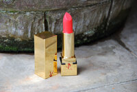 Review Yves Saint Laurent Rouge Pur Couture in # 52 Rosy Coral