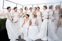 Những xu hướng váy cưới xuân hè đẹp nhất từ Fashion Week 2018