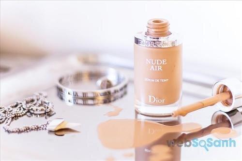 Kem nền Diorskin Nude Air Serum