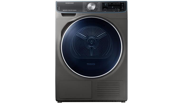 máy sấy quần áo bơm nhiệt