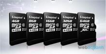 Hướng dẫn chọn mua thẻ nhớ smartphone tốt nhất