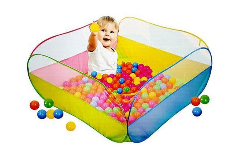 Đồ chơi thông minh cho bé 1 tuổi có bóng