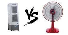 So sánh quạt điều hòa và quạt điện truyền thống