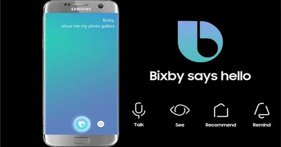 Tìm hiểu trợ lý ảo Bixby trên các smartphone Samsung cao cấp