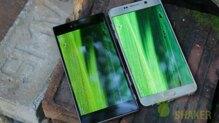 Những điện thoại thông minh sở hữu màn hình hiển thị tốt nhất năm 2015