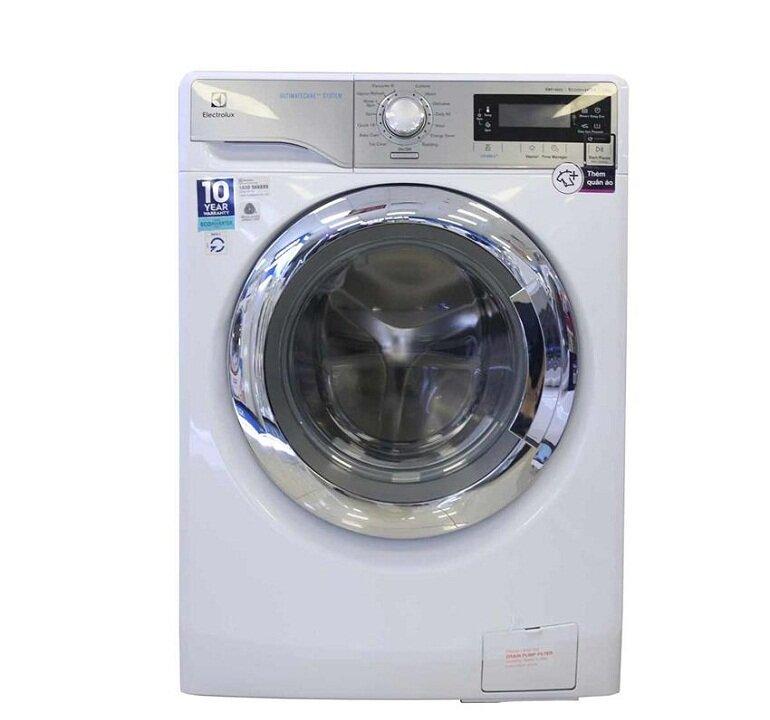 Chế độ sấy của máy giặt Electrolux