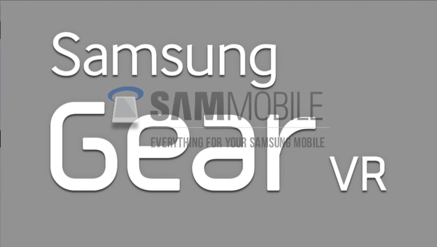 Rò rỉ hình ảnh thiết bị thực tế ảo Samsung Gear VR