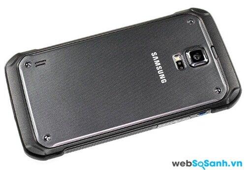 Rò rỉ thông số kỹ thuật Galaxy S6 Active