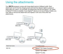 Rò rỉ thông tin Xperia Tablet Z3 Compact của Sony